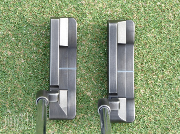 Bastain Milled Putters - 22