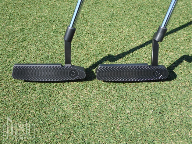 Bastain Milled Putters - 4