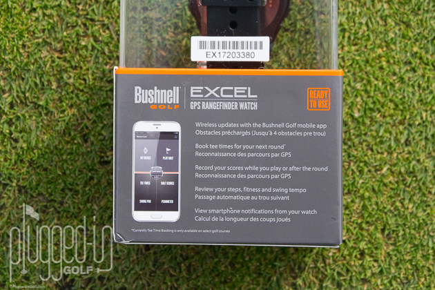 Bushnell Excel GPS Watch Review - Plugged In Golf