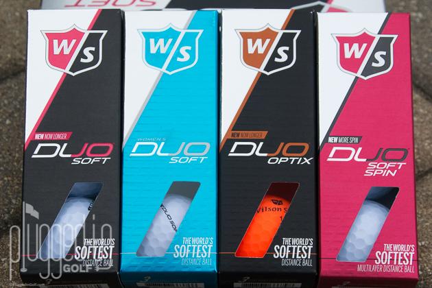 Wilson Staff DUO Soft Golf Balls_0244