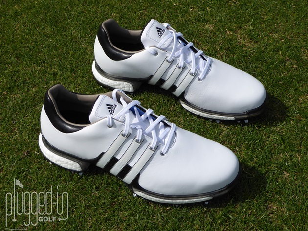 558e6b0c Adidas Tour 360 Boost 2.0 Golf Shoe Review - Plugged In Golf