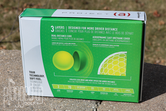 2018 TaylorMade Project a Golf Ball_0895