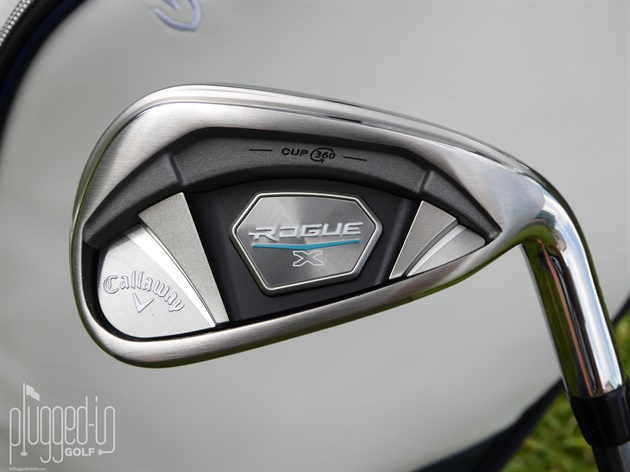 Callaway Rogue X Irons Review Plugged In Golf