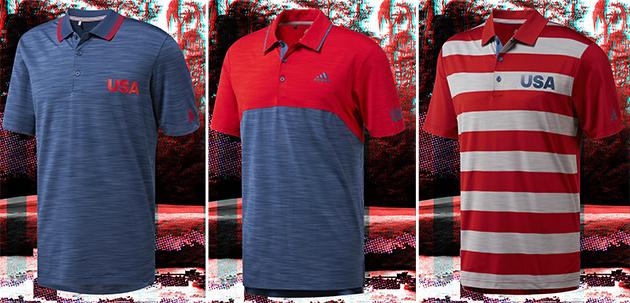 dddfdd34b26b adidas Golf Announces USA GOLF Collection