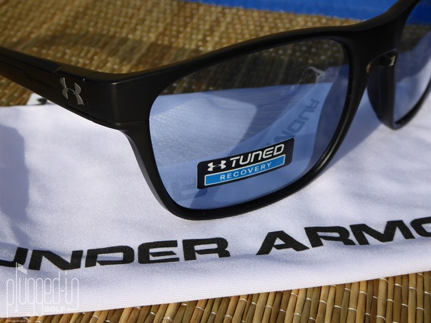 621e21094 Under Armour Tuned Recovery Sunglasses Review - Plugged In Golf