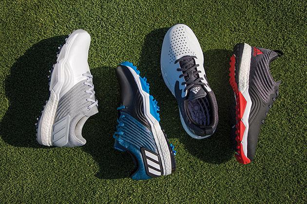 pretty nice 1483f 78264 adidas Golf Unveils New adipower Footwear