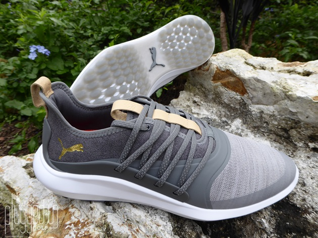 92d4243aa PUMA IGNITE NXT SOLELACE Golf Shoe Review - Plugged In Golf