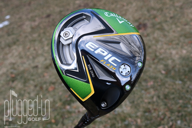 Callaway Epic Flash Sub Zero Driver Review - Plugged In Golf