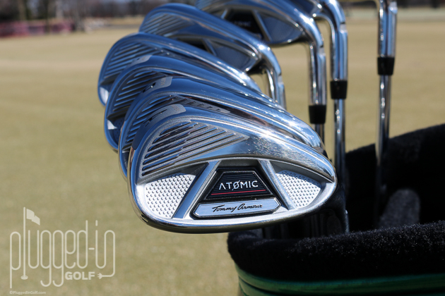 Tommy Armour Atomic Irons Review Plugged In Golf