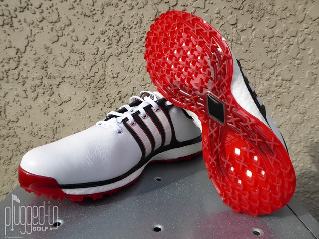 ed80bf3552c8f adidas Tour360 XT-SL Golf Shoe Review - Plugged In Golf