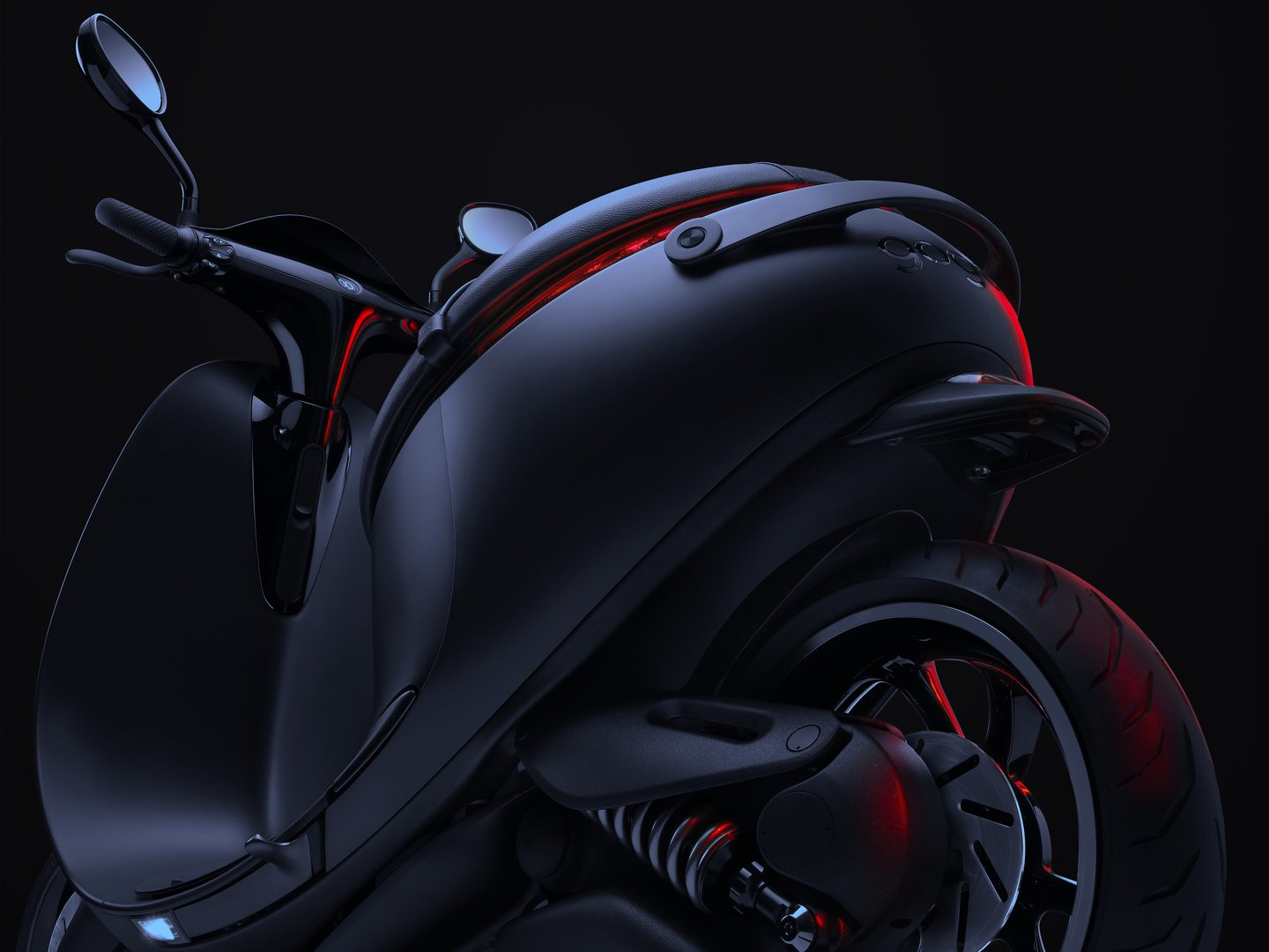 A limitededition electric Gogoro S for a smooth ride