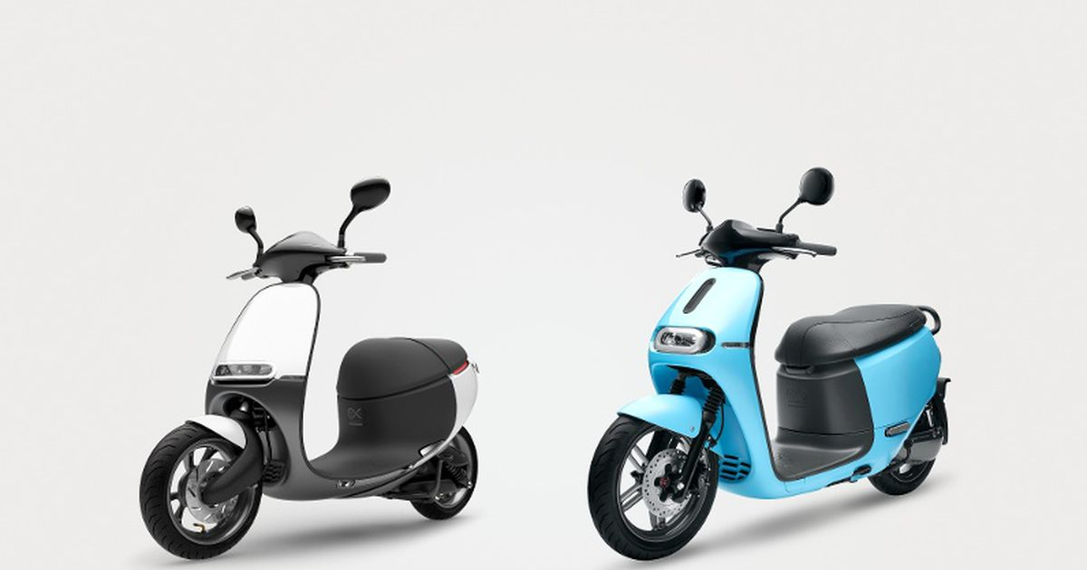 Gogoro 2 is the smart scooter that can't get stolen - Driving - Plugin-magazine.com