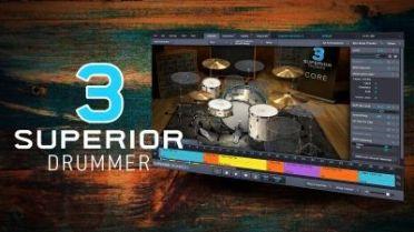 Toontrack Superior Drummer Crack v3.1.7+ Full [Win] Free Latest 2021