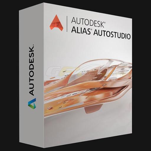 Autodesk Alias AutoStudio 2021+Crack