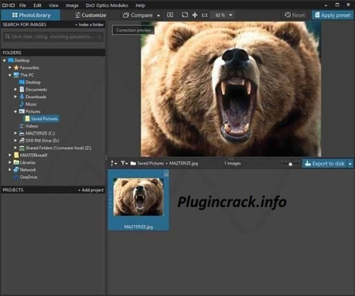 DxO PhotoLab 4.0.1 Build 4425 Crack