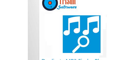 TriSun Duplicate MP3 Finder Plus 15.1 Build 036 With Crack Full Update