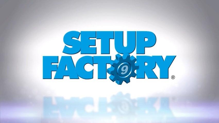 Setup Factory 9.5.4.0 Crack