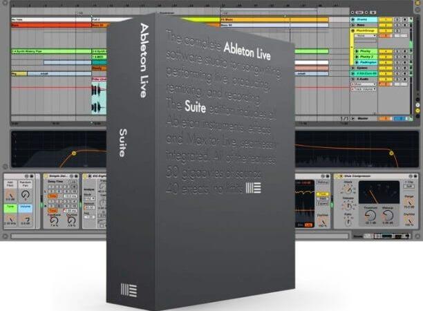 Ableton Live Suite 11.0.2 Crack + Keygen Full Version Free {2021