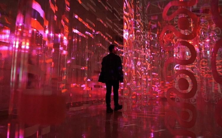 PluginHUMAN_Betty Sargeant_Justin Dwyer_Interactive Art Experience