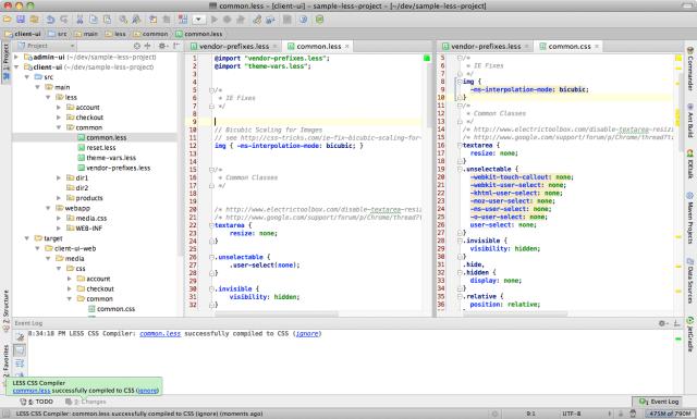 LESS CSS Compiler - IntelliJ IDEs Plugin  Marketplace