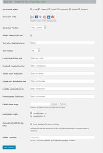 LDD Directory Social Sharing add-on screenshot