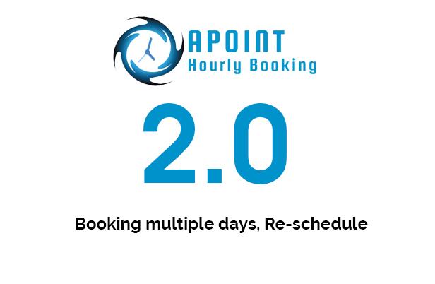 Apoint - Hourly Booking WordPress Plugin - 3