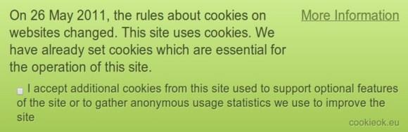 Cookie OK