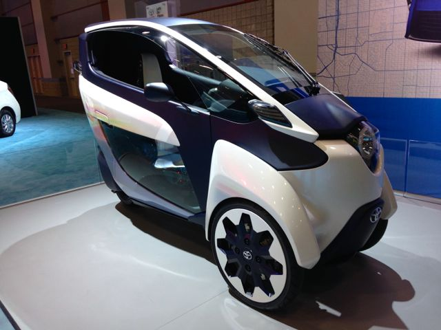 Toyota i-ROAD #WAS15