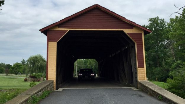 Utica Covered Bridge