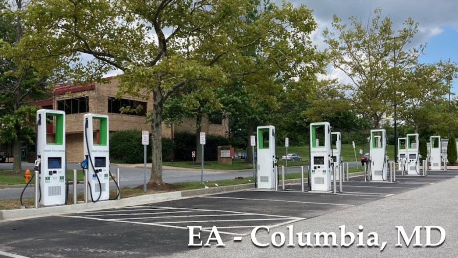 Columbia Electrify America