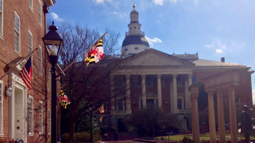 Maryland Electric Vehicle Legislation in Annapolis