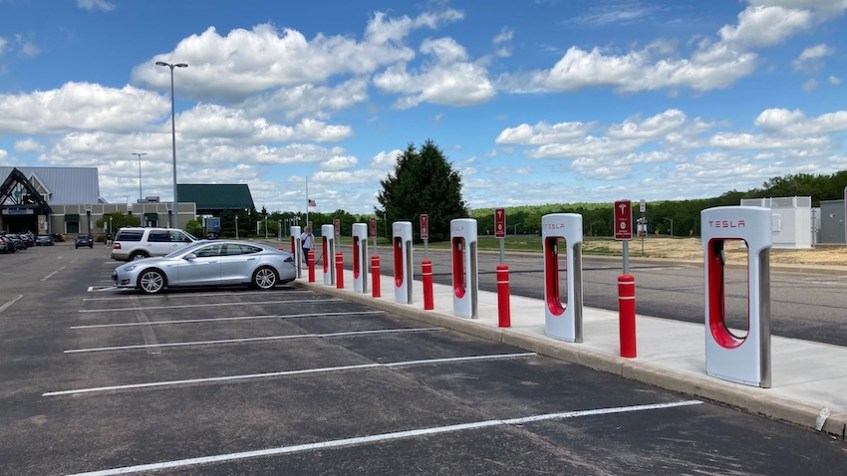 Jim Thorpe, PA - Southbound Supercharger