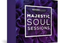 Skifonix Sounds Majestic Soul Sessions for Logic X MERRY XMAS-DEUCES