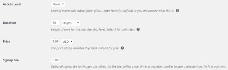 restrict-content-pro-subscription-levels3