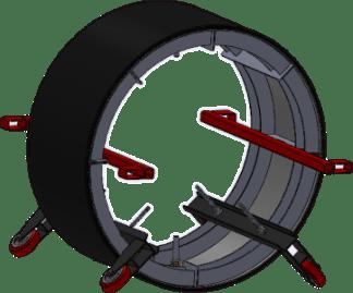 Multi-Size Steel - High Pressure