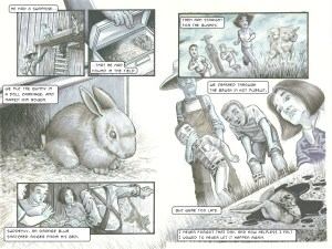 Cruel Summer Pages 2 and 3