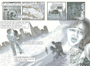 Cruel Summer Pages 4 and 5