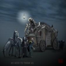 The Necromancer's Wagon