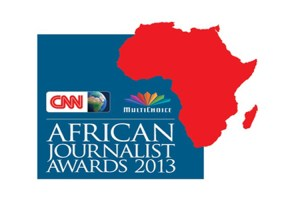 CNN African Journalist LOGO