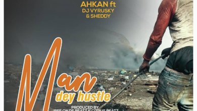 Ahkan Man Dey Hustle DJ Vyrusky Sheddy download