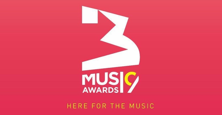 3Music Awards 2019
