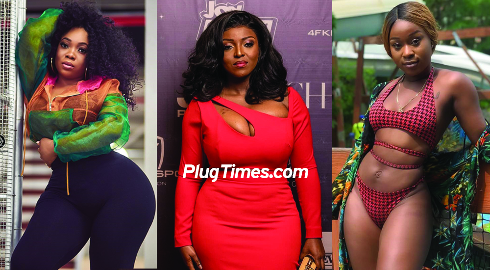 15 Ghanaian Stars Everyone Was Drooling Over in 2018 - PHOTOS