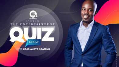 Enewsgh ENTQuizShow with Kojo Akoto Boateng
