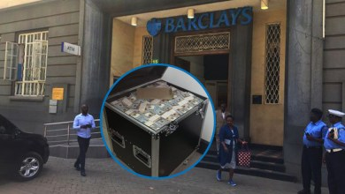 Kenya DCI Barclays Bank