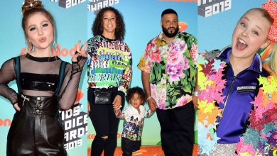 Nickelodeon Kids Choice Awards 2019 red carpet
