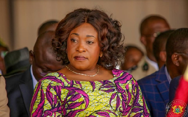 Shirley Ayorkor Botchwey - Foreign Affairs Minister
