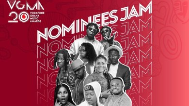 VGMA 2019 Nominees Jam