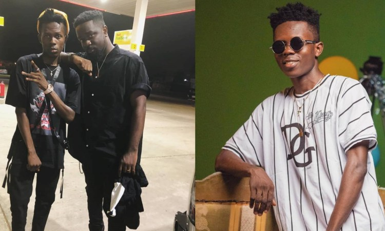 sarkodie-and-strongman