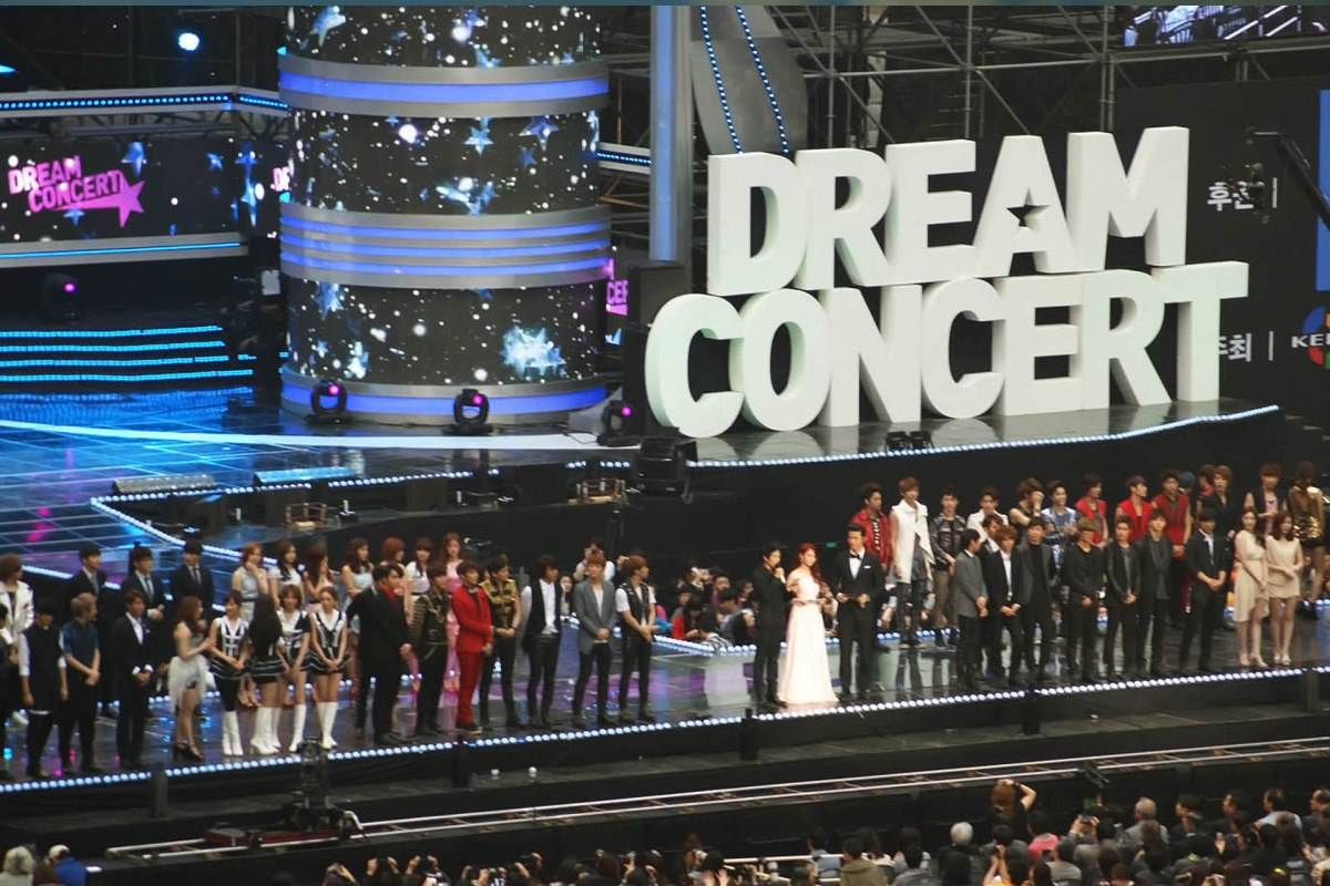 WATCH LIVE: 2019 Dream Concert