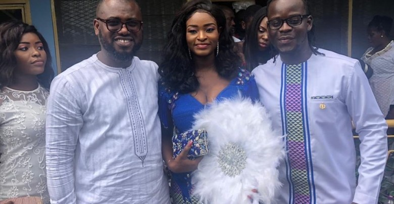 Jupitar marries Abeiku Santana's cousin